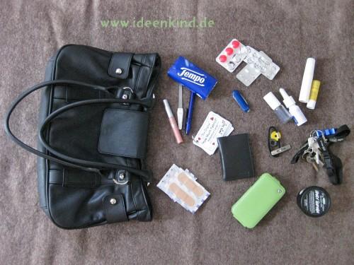 Handtascheninhalt