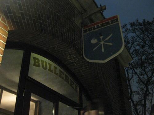 Bullerei