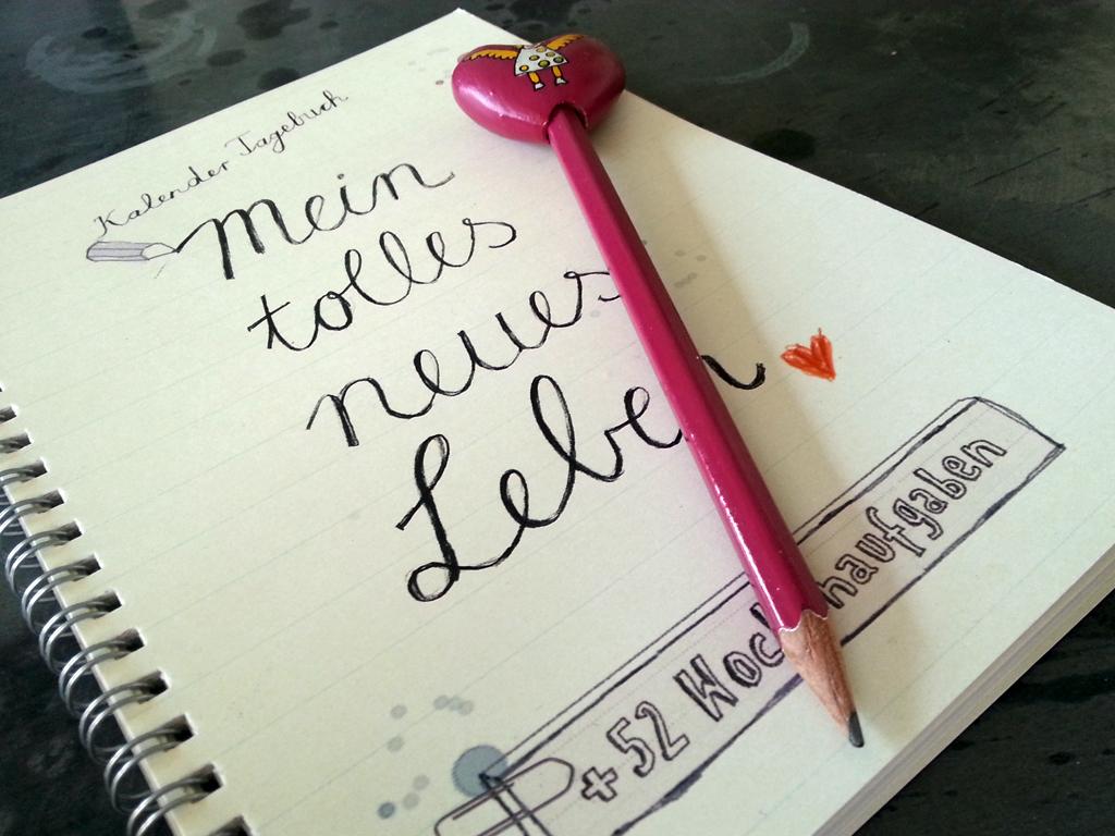 Tagebuch-Kalender