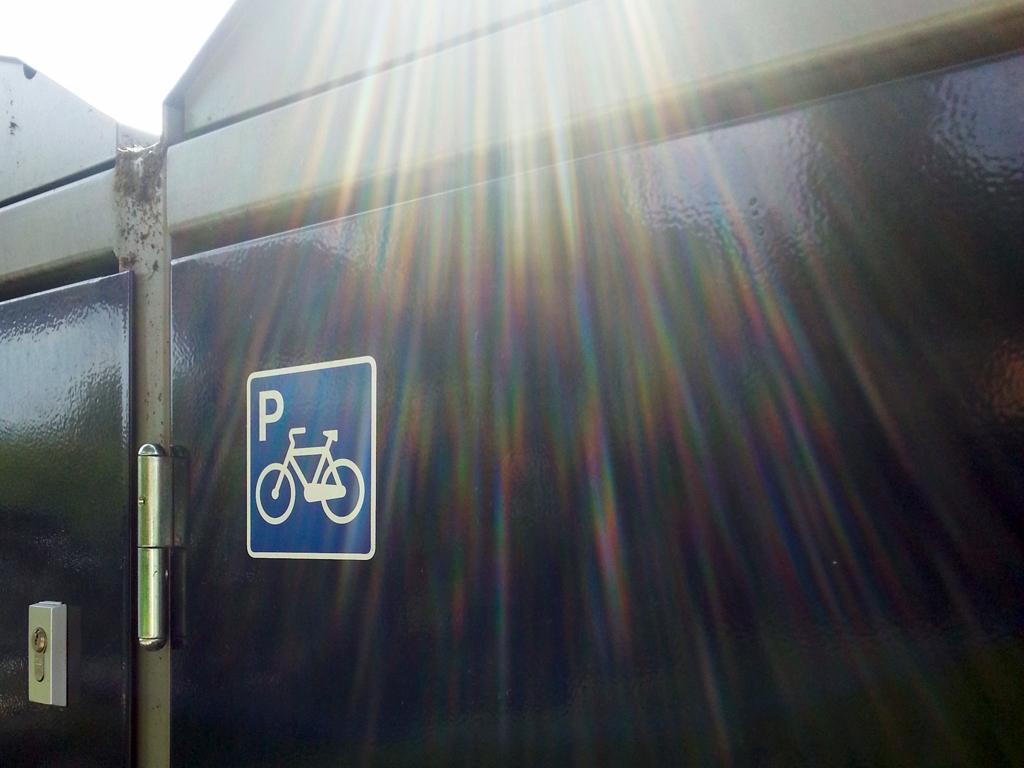 Fahrrad-Box