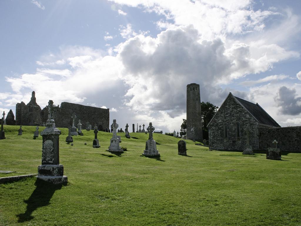 ideenkind   Kloster Clonmacnoise